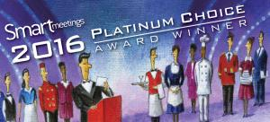 Smart Meetings Platinum Choice 2016