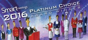 Smart Meetings Platinum Choice 2016