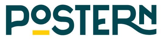 Postern Logo