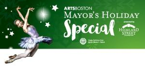 Mayor's Holiday Special logo