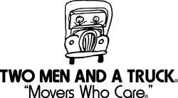 Two Men & a Truck NSG Sponsor