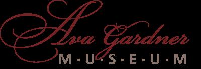 Logo for the Ava Gardner Museum in Smithfield, NC.
