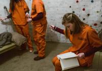 Escape Experience C Block Prison Break