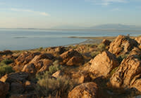 The Great Salt Lake Tours History Information