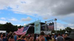 Firefly Music Festival Stage