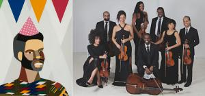 Derrick Adams, Diverse Concert Artists
