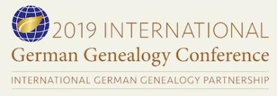 IGGP German Genealogy Logo
