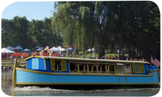 The New Canal Boat