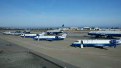 Planes at MRY