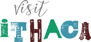 Visit Ithaca logo