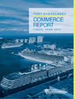 Fiscal Year 2017 Port Everglades Commerce Report cover