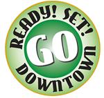 ready set go downtown logo