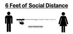 DEC Fishing Social Distancing