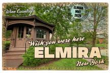 Elmira Postcard - WYWH2020