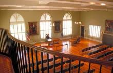 Old Capitol Legislative Chambers