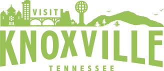 Visit Knoxville Logo New Green