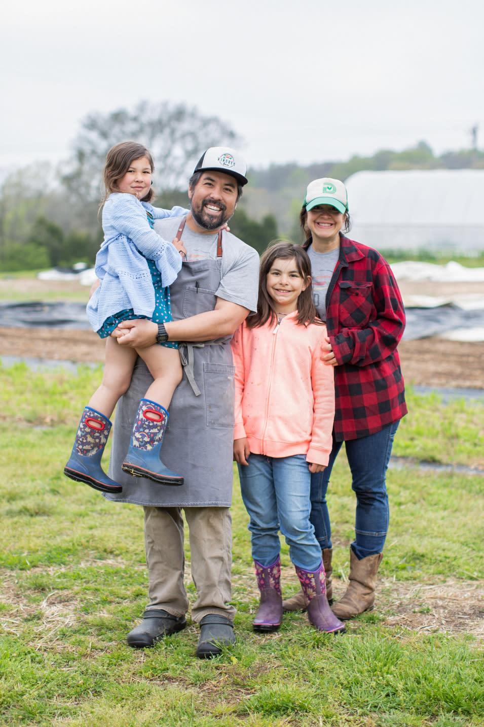 Steven & Christine Bailey - The Kindred Farm