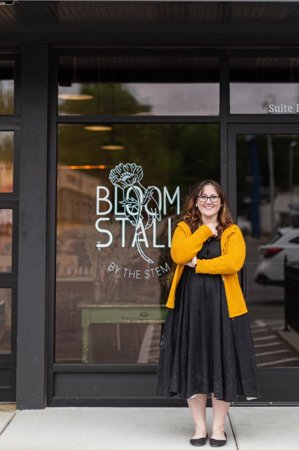 Michelle Hughes, Bloomstall