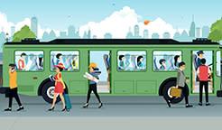 Bus sub story