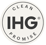 IHG Clean Promise logo
