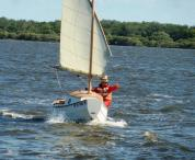 On May 11, world record holding sailor Howard Rice, who risked his life while sailing around Cape Horn, Chile in a 55-pound sailing canoe will host a lecture about his amazing journey around the southernmost point of South America.