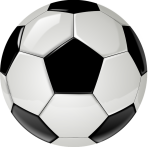 Soccer Ball Black