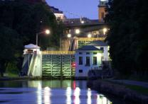 2011 photo contest winner, Lockport Locks by Stephen Bye