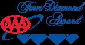 AAA Four Diamond Award Logo