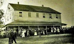 Farmington 1816 Quaker Meetinghouse