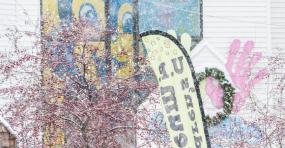 Children's Museum banner
