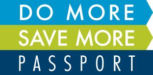 Do More Save More Passport Logo