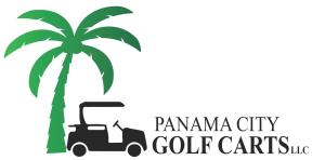 Panama City Golf Carts logo