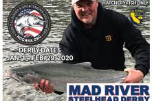 Mad River Steelhead Derby
