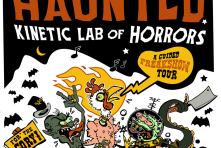 Haunted Kinetic Lab of Horrors
