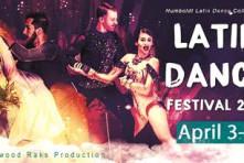 Humboldt Latin Dance and Music Festival