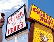 Chicken Mary's & Chicken Annie's, Pittsburg