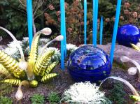 Garden exhibit - Chihuly Garden and Glass in Seattle