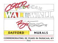 "Color Paducah ""Wall to Wall"" First Book"