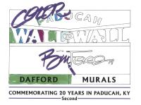 """Color Paducah """"Wall to Wall"""" Second Book"""