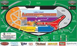 Daytona Turkey Run 2019 event map