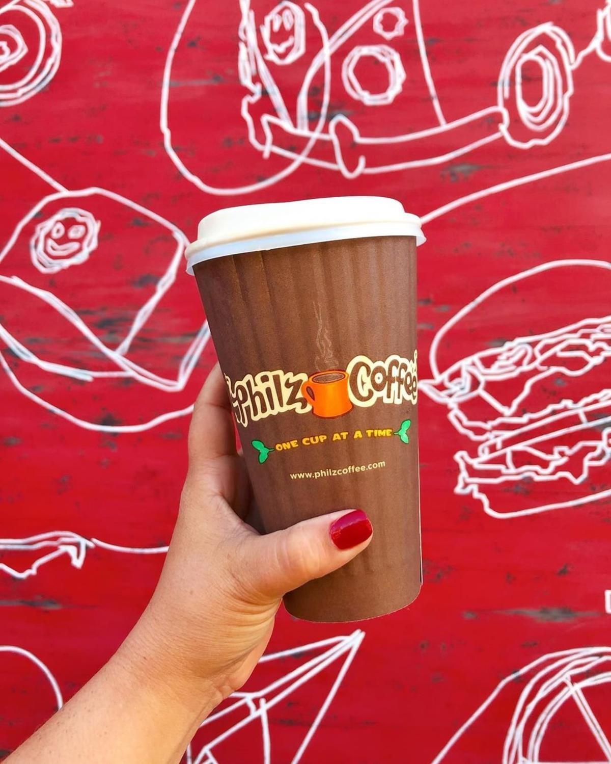 Philz Coffee in Pacific City