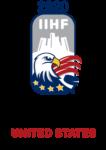 2020 IIHF U18 World Championship logo