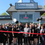 Landmark Salon & Spa Ribbon Cutting