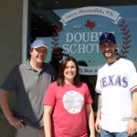 Double Schotts Sports Bar & Grill ribbon cutting