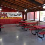 Rudy's BBQ interior