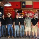 Rudy's BBQ staff