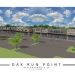 Oak Run Point Shopping Center