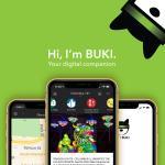 BUKI app logo