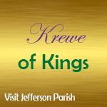 Krewe of Kings Temp Logo