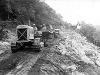 Blue Ridge Parkway Historic Construction